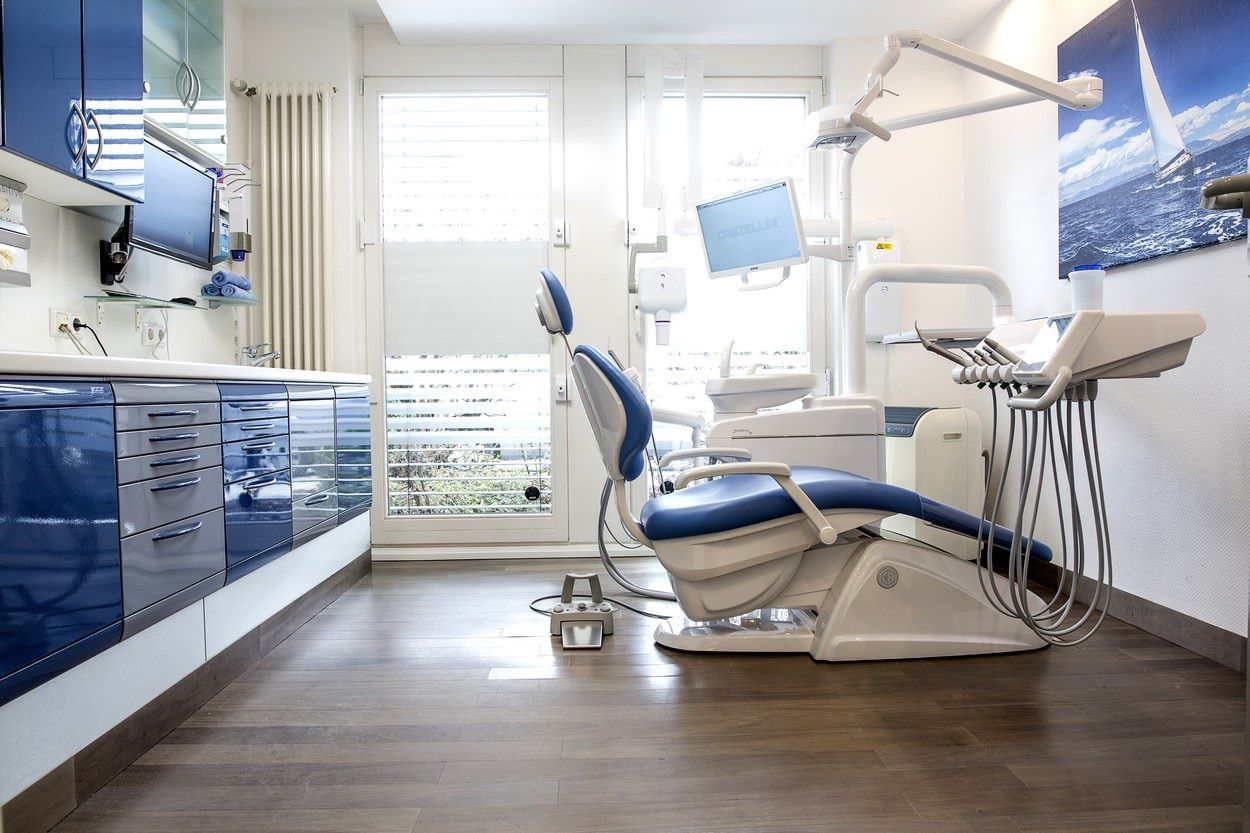 Zahnarzt Vogelstang -  Praxis Galerie1
