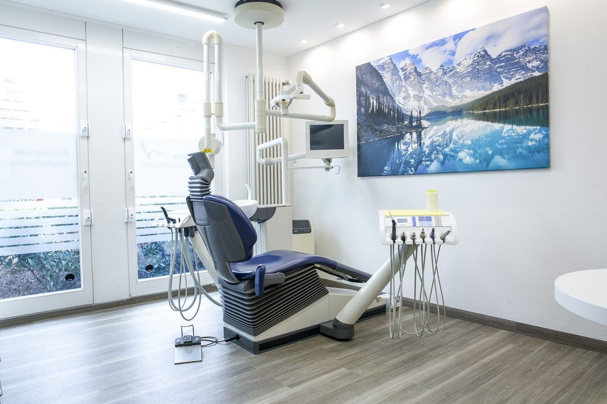 Zahnarzt Vogelstang -  Praxis Galerie2
