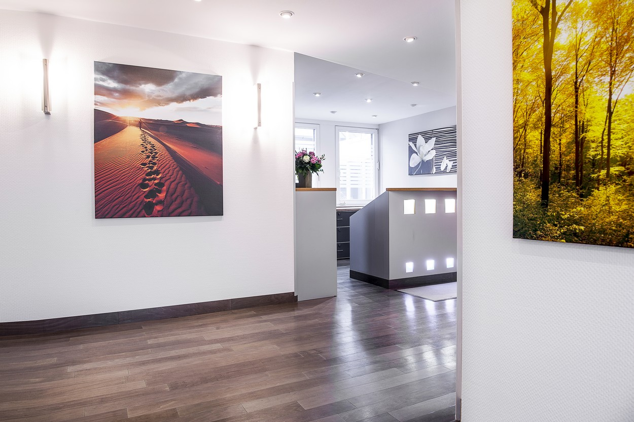 Zahnarzt Vogelstang -  Praxis Galerie6