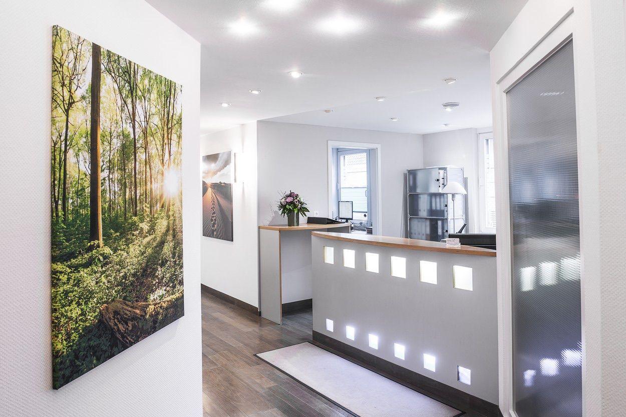 Behandlung in Narkose in Wallstadt -  Praxis Galerie7 1